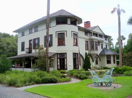 Stetson Mansion, DeLand