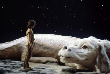 The children's classic, The NeverEnding Story.